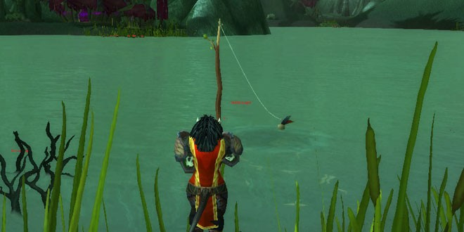 How to make 5000 gold with fishing rpgtutor wow gold guide for Wow fishing guide