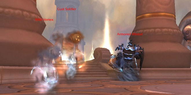 The Vortex Pinnacle bosses and loot | World of Warcraft Life