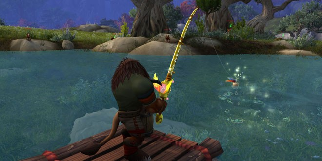 Rpgtutor wow gold guide for Wow fishing guide