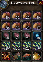 Pools of Purity Skinning Loot