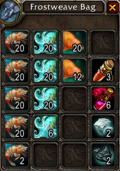 Jade Forest Fishing Loot