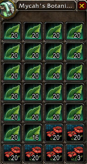 Jade Forest Herbs Loot