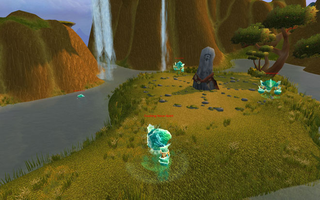 Nagrand Fishing Spot