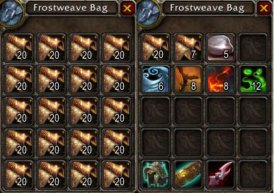Restless Front Loot