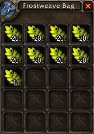 Herbalism Spot Thousand Needles Loot