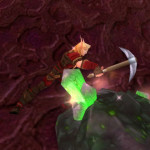 Blood Elf Mining