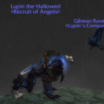 Gilnean Raven and Worgen Death Knight