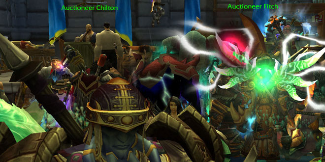 Stormwind City Auction House