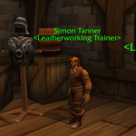 Alliance Leatherworking Trainer