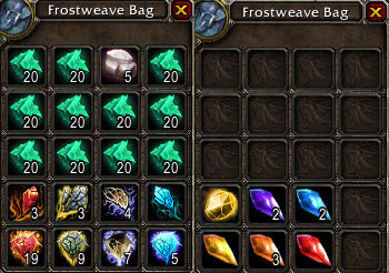Sholazar Mining Engineering Loot
