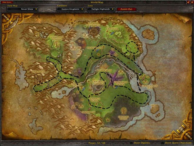 Twilight Highlands Herbalism Route For Twilight Jasmine