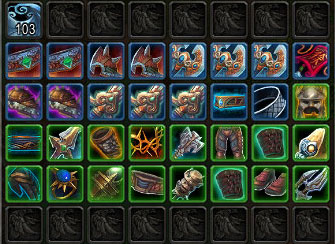 Vortex Pinnacle Loot