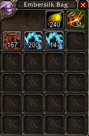 Frostfire Ridge Herb Loot