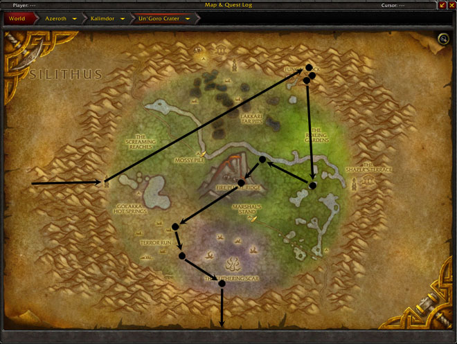 Treasure Chest Farming Route - Easy 10k Gold | RPGtutor WoW Gold Guide