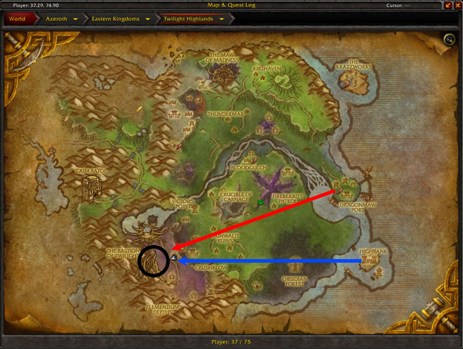 Instance farming bastion of twilight rpgtutor wow gold for Terrace of the endless spring location