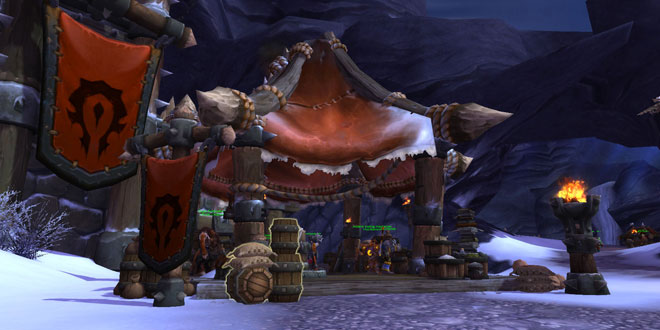 Garrison rpgtutor wow gold guide horde trading post level 2 malvernweather