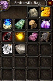 Pandaria Treasures Loot