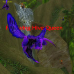 Florawing Hive Queen Boss